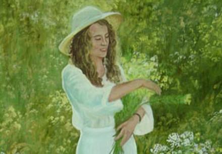 натюрморт портрет: